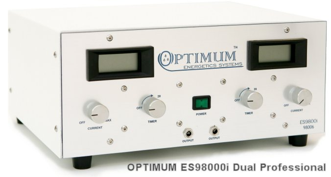 OPTIMUM ES9800I DUAL Professional Model (5.50 Amps)
